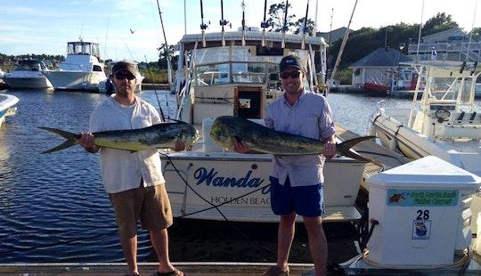 34' Atlantic Express Sport Fisherman In Little River, South Carolina United States
