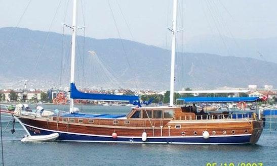 Passenger Boat Rental In Fethiye