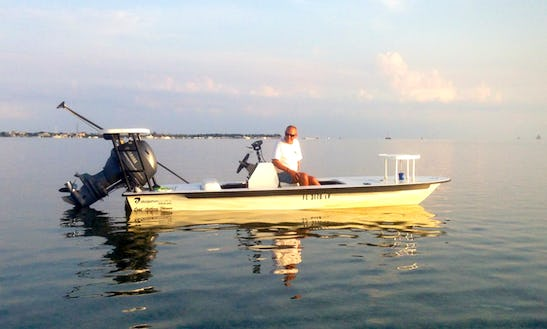 Key West Flat Fishing Charter With Captain Anthony