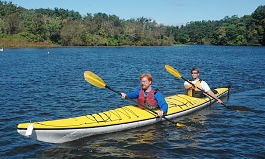 Tandem Sea Kayak Rental In Madeira Park BC