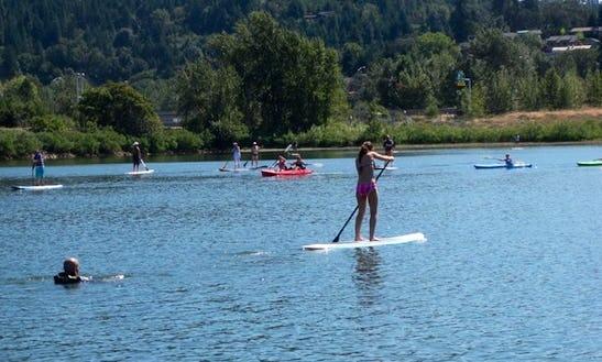 Paddleboard Rental In Hood River, Or