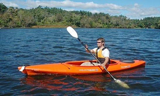 Single Kayak Rental In Waldport, Or