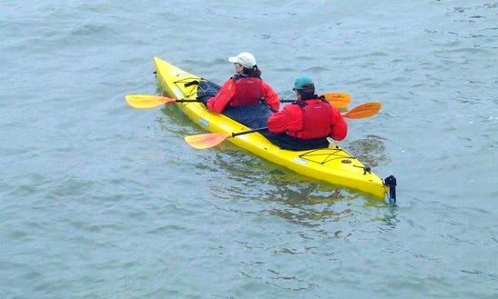 Double Kayak Rental In Waldport, Or