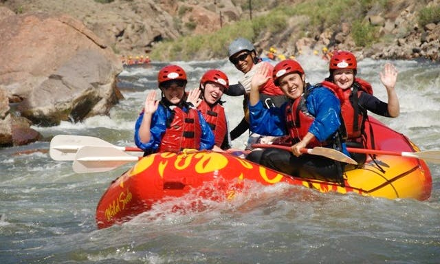 Whitewater Rafting Trips on Famous American Rivers! Mountain Escapes Colorado and New Mexico