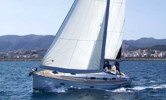 Bavaria 39 Cruiser Sailing Yacht Charter In Pescara