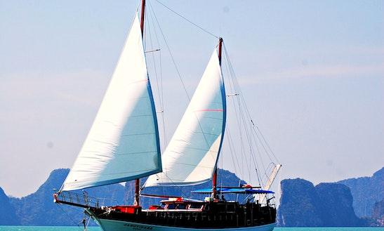 Gulet Rental In Phuket