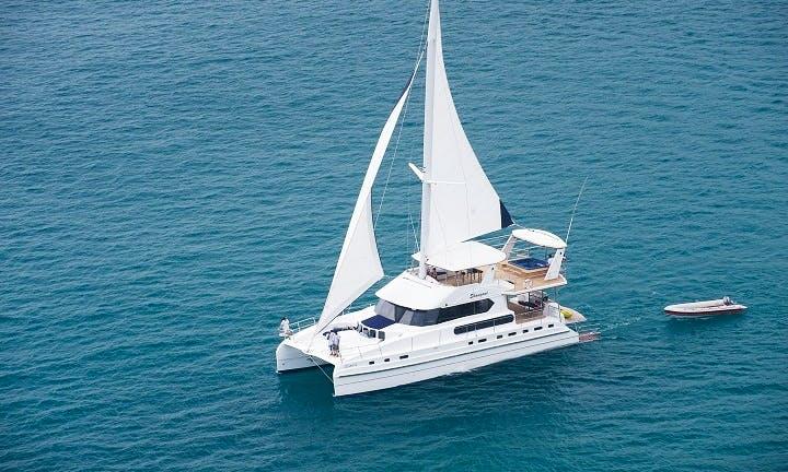 Cruising Catamaran Rental in A. Thalang