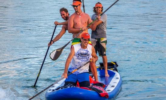 Party Paddleboard Rental In Tavernier