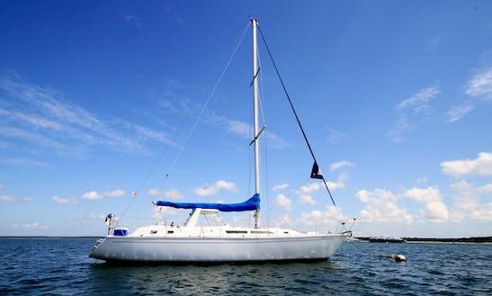 50ft Gulfstar Cruising Monohull Boat Charter In Sag Harbor, New York