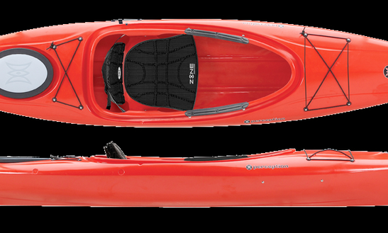 Single Prodigy Sit-in-top Kayak For Rent In Emerald Isle, North Carolina