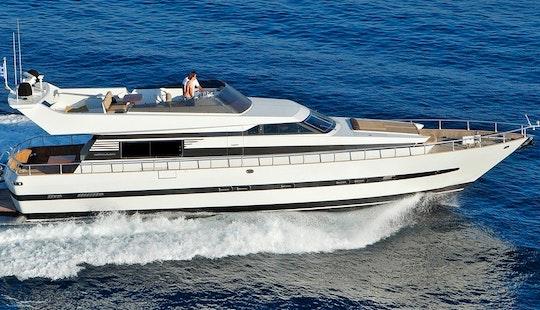 Charter The 66' Yacht Sea Heart In Greece