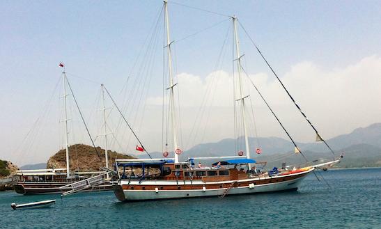 143' Gulet Sea Crown Charter In Pireas, Greece