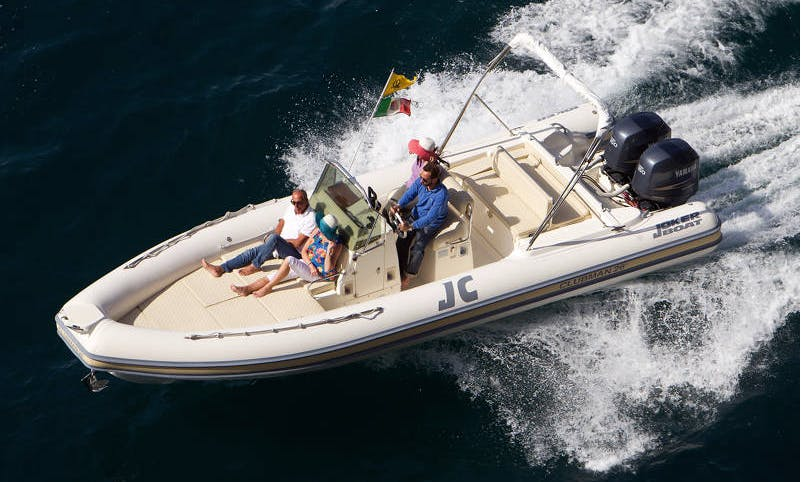 Clubman 26 Charter in Sorrento
