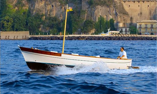 Deck Boat Rental In Sorrento
