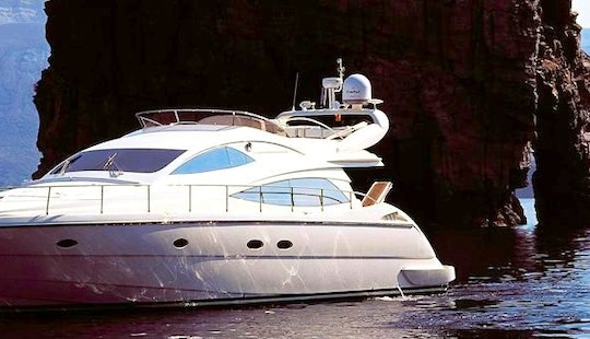 Charter The 56' Yacht Milos In Greece