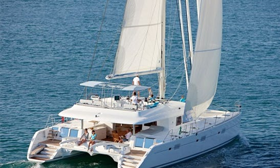 Charter The 62' Sailing Yacht Nova In Greece