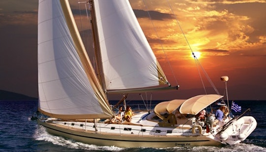 Charter The 54' Sailing Yacht Mythos I In Greece