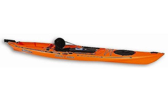Ocean Single Kayak Rental In Venice Beach