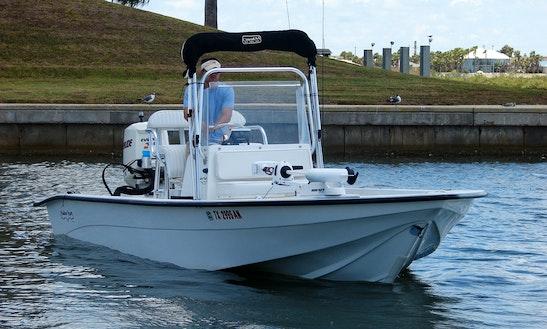Custom Sports Fishing Charter In Port Isabel