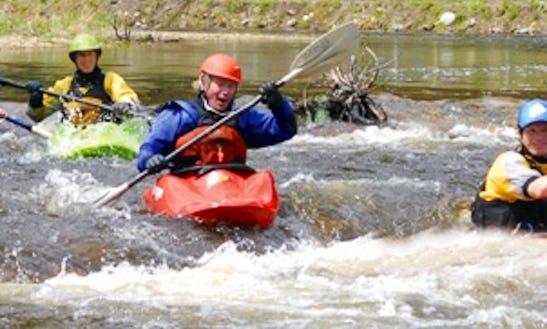 Kayak Rental In Aspen, Colorado