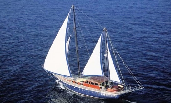 83' Gulet Almyra Charter In Pireas, Greece