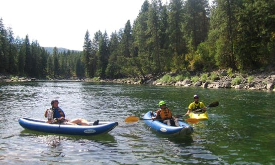 Kayak Rental In Leavenworth, Washington
