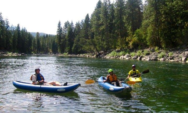 Kayak Rental in Leavenworth, Washington