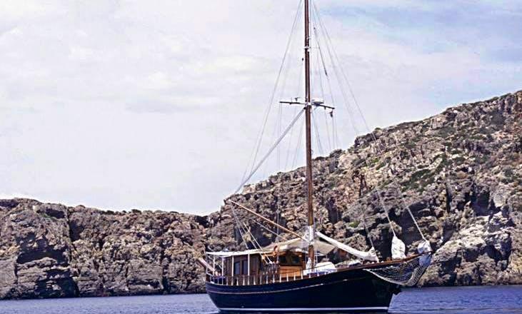 56' Gulet SALLY Charter in Pireas, Greece