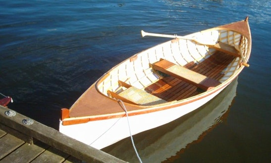 Canoe Rental In Vancouver