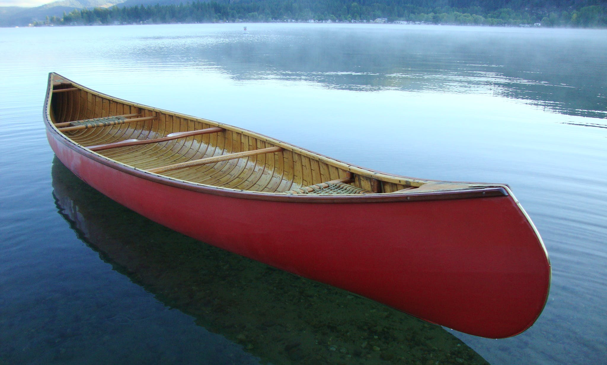 4 person Canoe Rental in Vancouver