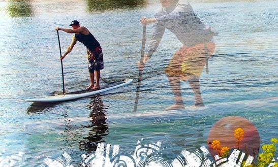 Paddleboard Rental In Lake Havasu City, Arizona