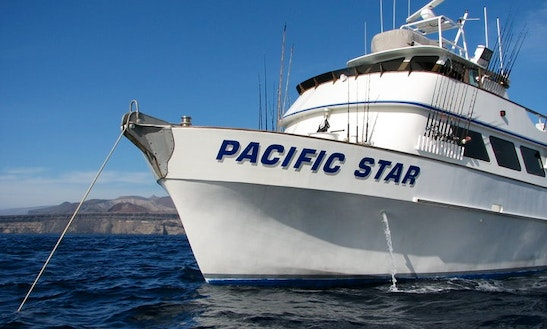 Enjoy 75' Pacific Star Sportfishing In San Diego