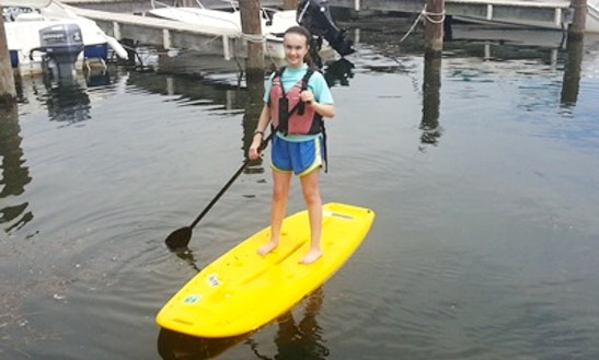 Stand Up Paddleboard Rental In Excelsior