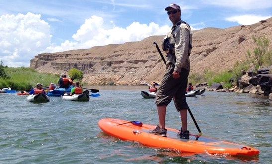 Stand Up Paddleboard Lessons In Ridgway, Colorado