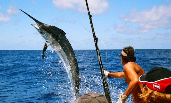 Deep Sea Fishing In Lagos, Portugal