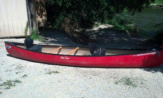 Canoe Rental In Cannon Falls