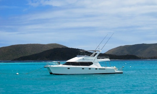 Power Catamaran Rental In British Virgin Islands
