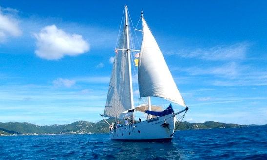 Sailing Charters In Tortola