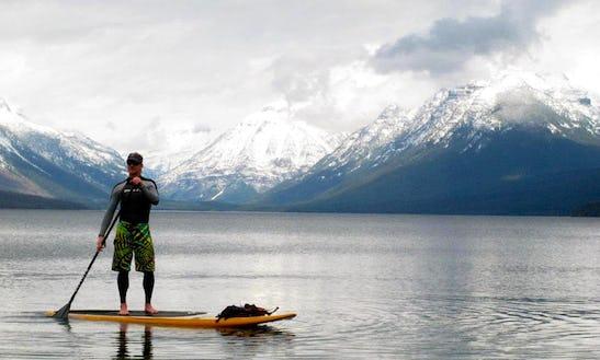 Paddleboard Rental In Whitefish, Montana
