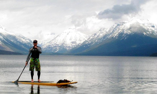 Paddleboard Rental In Whitefish, Montana