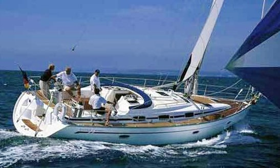 Charter Bavaria 42 Cruiser In Split