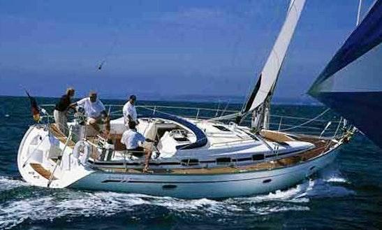 Charter Bavaria 42 Cruiser In Split