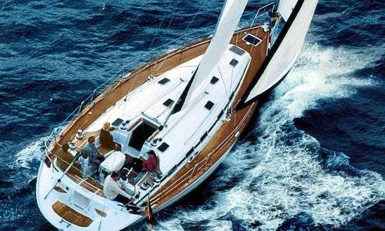 49' Bavaria Cruiser Charter In Split