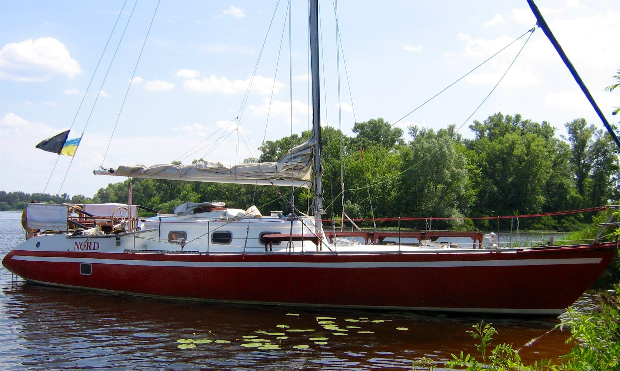 Sailing Charter in Kyiv, Ukraine