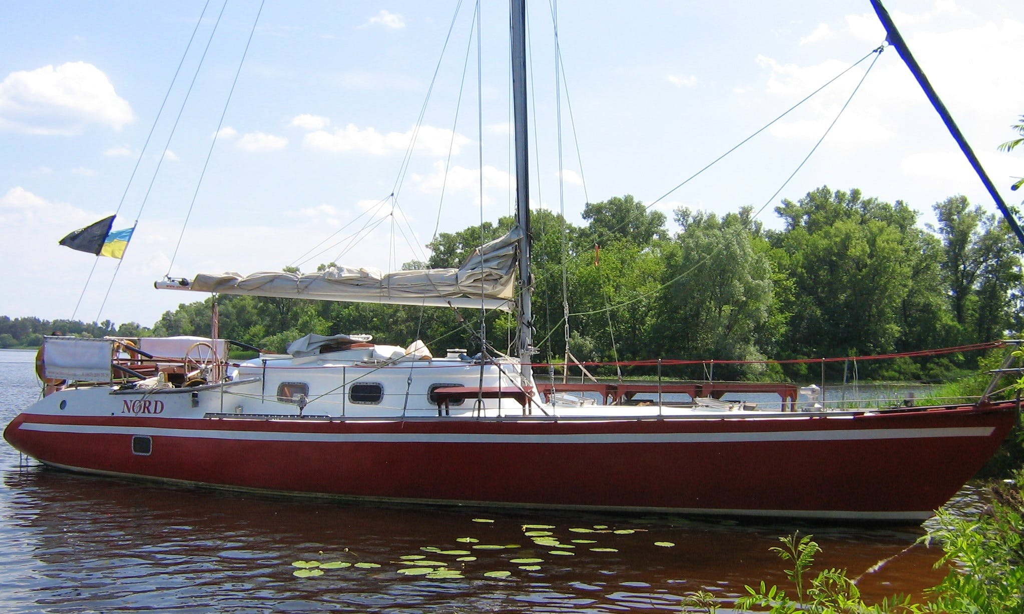Sailing Charter in Kyiv, Ukraine