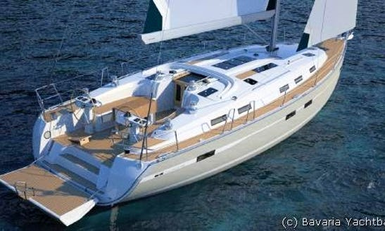 Sailing Charter Aboard The Bavaria Cruiser For 11 People In Split, Croatia