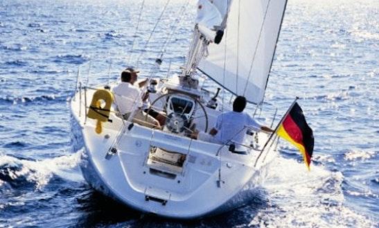 38' Bavaria Yacht Charter In Marina