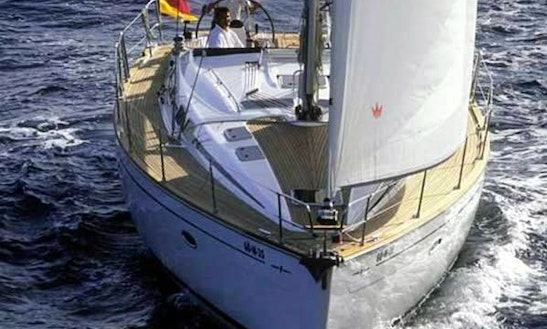 Charter Bavaria 46 Cruiser In Marina