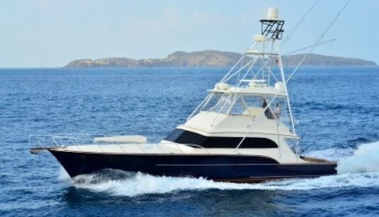 Fishing Charter Boat With Captain And Two Mates In Charlotte Amalie