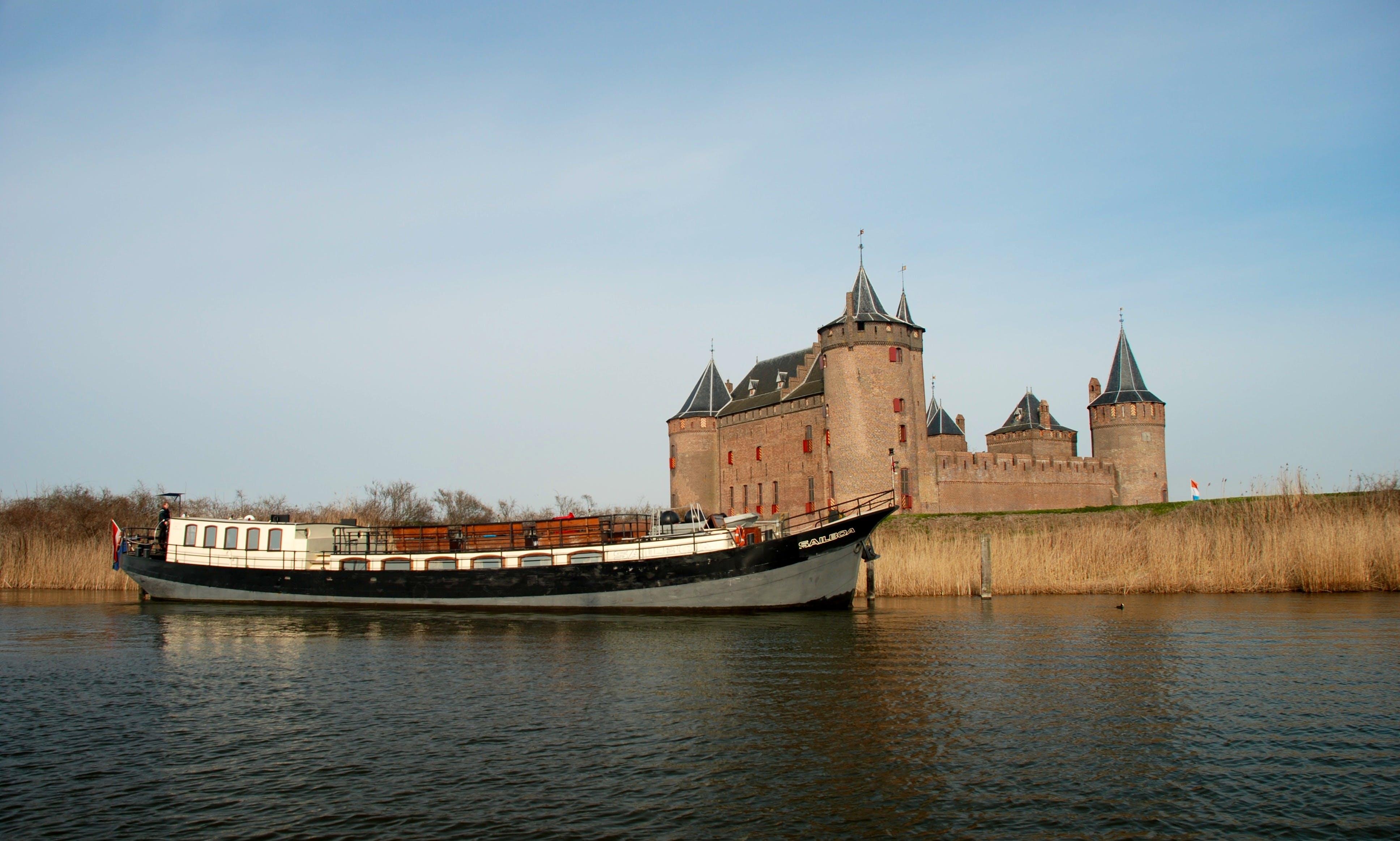 """Charter 92ft """"Sailboa"""" Passenger Boat In Amsterdam, Netherlands"""
